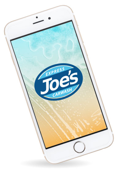 Joe's Express Car Wash Loyalty App
